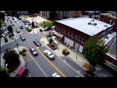 Historic Downtown Hendersonville