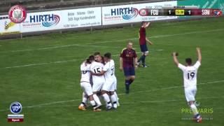 23.04.2017 FC Union Heilbronn vs SGM Erlenbach-Binswangen