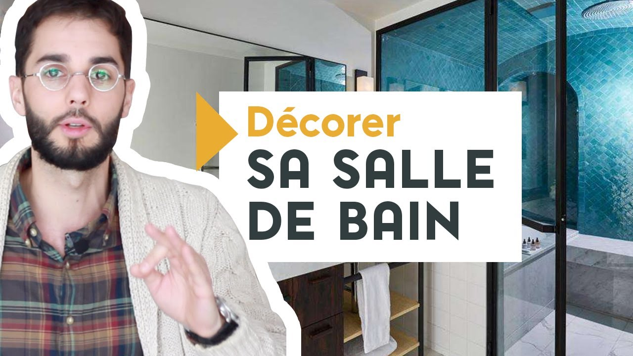 comment d corer sa salle de bain youtube. Black Bedroom Furniture Sets. Home Design Ideas