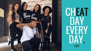 EPIC CHEAT DAY – LVFT x AFTERS ICE CREAM COLLAB & BBQ
