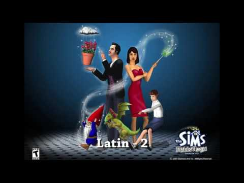 Sims 1- Latin 2 - Martinis For Two/ Doobadoo  (Jerry Martin)