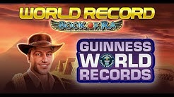 Book of Ra Deluxe 6 WORLD RECORD - Bookofraslotmachines.com