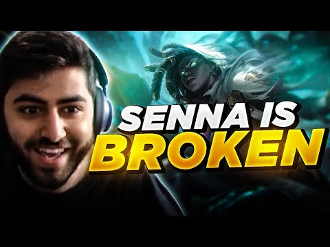 Yassuo   YOU'VE NEVER SEEN A SENNA LIKE THIS!!!