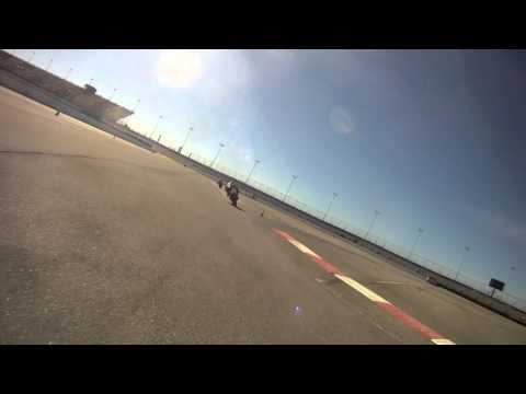 WERA Superbike Race at Auto Club Speedway in Fontana, CA.
