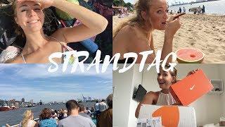 STRANDTAG IN HAMBURG UND NEUE NIKES | Vlog | Charlotte K.