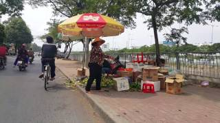 Saigon,Cầu Chà Và, Bến Bình Đông,Quận 8, Mùng 5, Tết Đinh Dậu