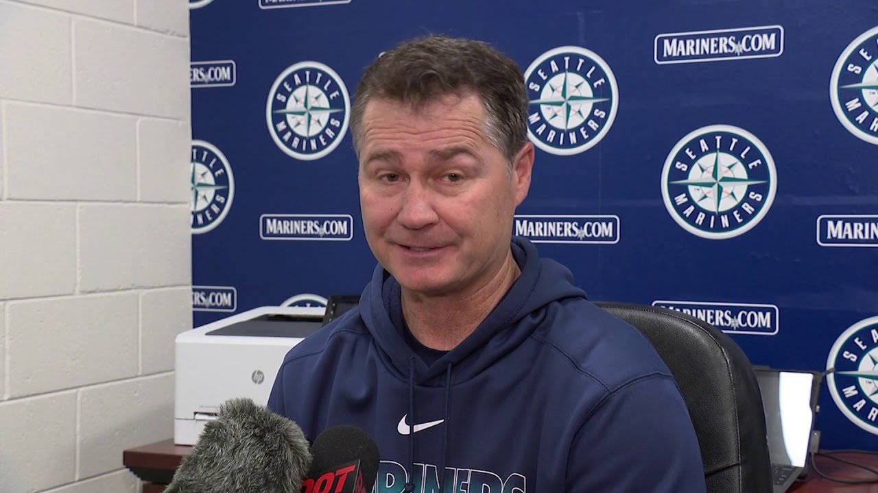 Scott Servais on Young Talent 2020-02-18