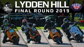 The *FINAL* Round | BSSO Scooter Racing at Lydden Hill!