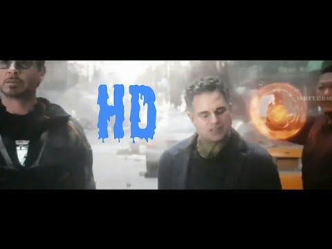 Bruce banner trying to be Hulk | Avengers Infinity War |