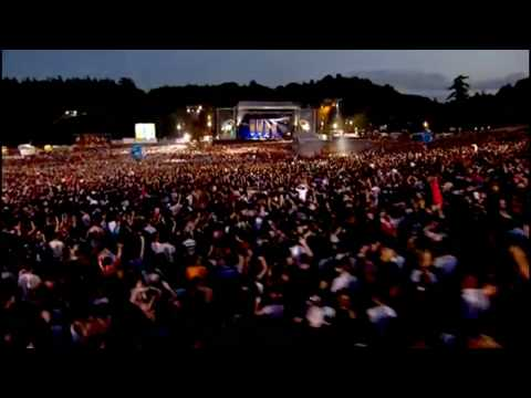 Red Hot Chili Peppers  The Zephyr Song   at Slane Castle