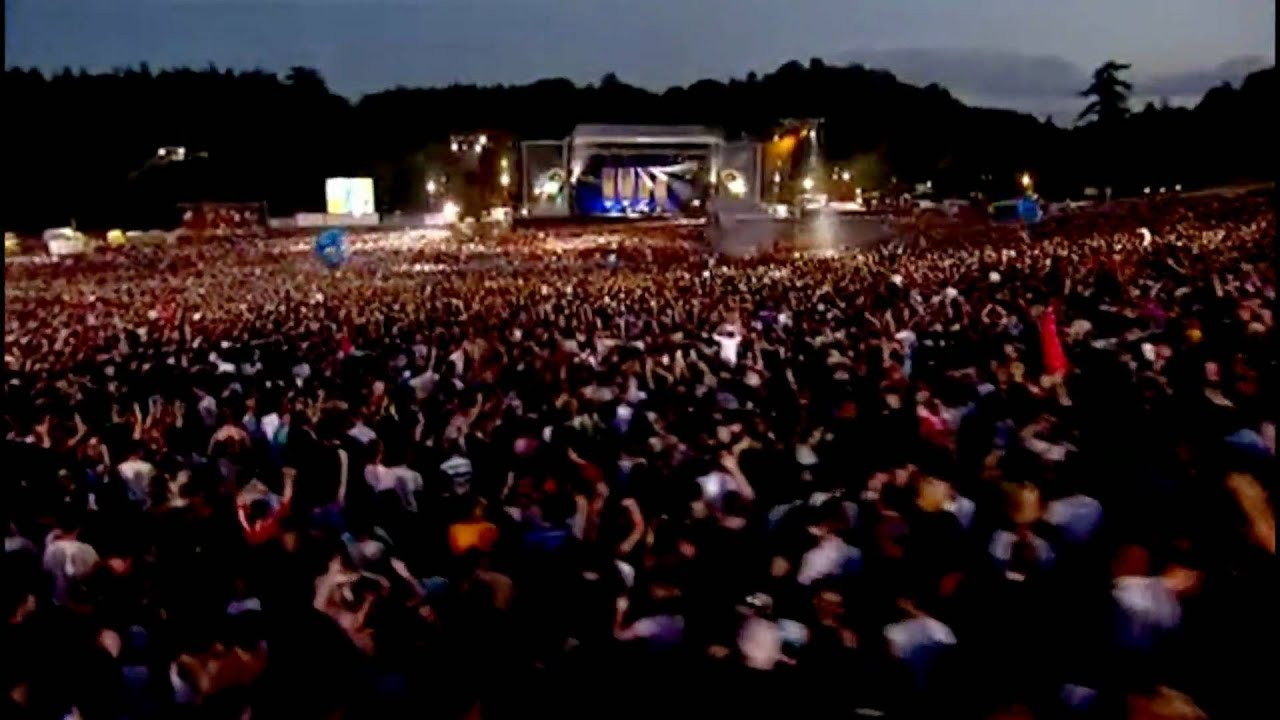 musicas red hot chili peppers live slane castle