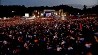 Red Hot Chili Peppers - The Zephyr Song - Live at Slane Castle