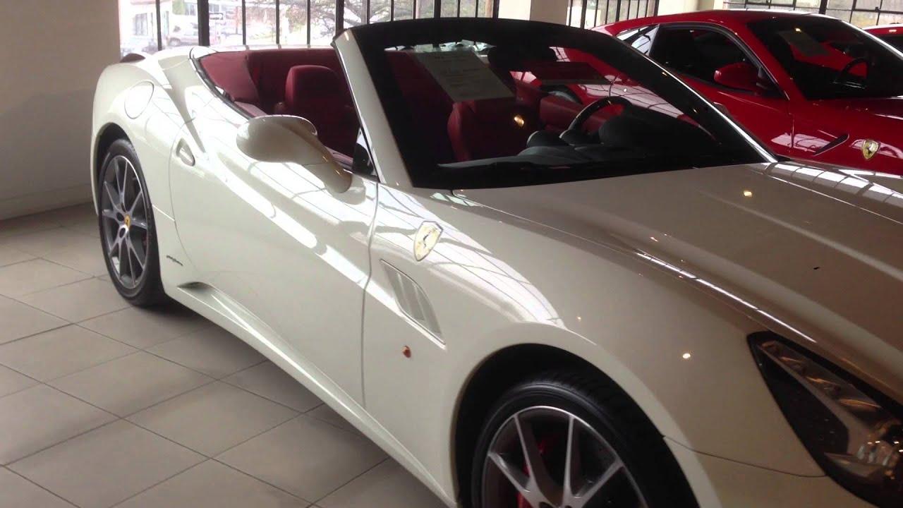 Ferrari California My wish list - YouTube