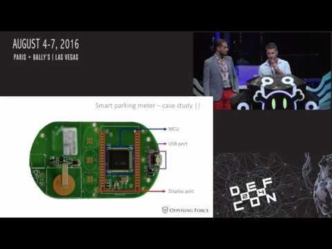 DEF CON 24 - Matteo Beccaro & Matteo Collura - (Ab)using Smart Cities