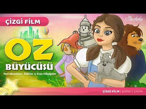 Oz Büyücüsü çizgi film masal 35 - Adisebaba Çizgi Film Masallar