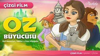 Adisebaba Çizgi Film Masallar - Oz Büyücüsü