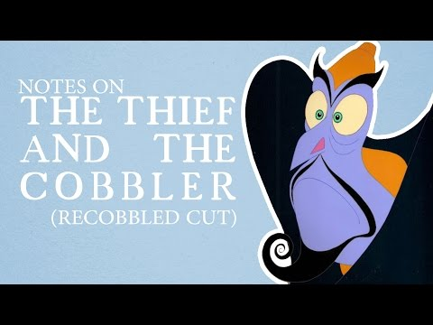 Notes on Animation: The Thief and the Cobbler