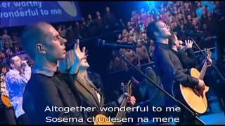Hristijanski pesni - Ovde sum da slavam - Here I am to worship