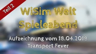 Transport Fever: Performance Patch vorgestellt - Teil 2