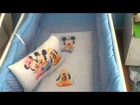 Acolchados y chichoneras de bebe en Uruguay canelones, decoramos la cuna y el dormitorio del bebé.