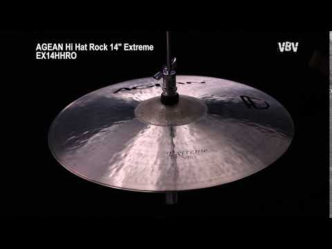 "14"" Hi Hat Rock Extreme Video"