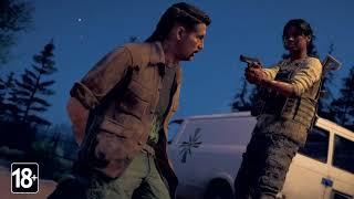 Сюжетный трейлер игры Far Cry 5!