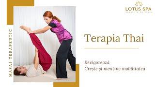 Terapia Thai