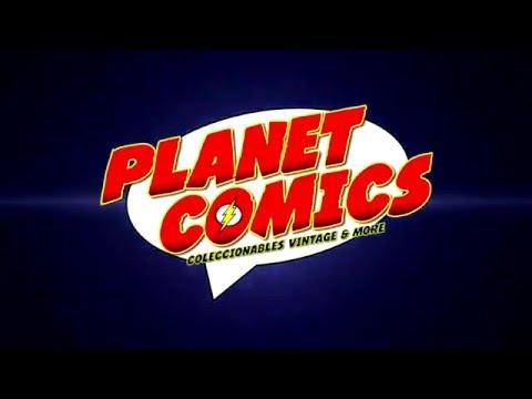PLANET COMICS.!!!