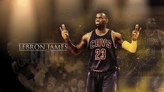 LeBron James - GOAT Career Highlights