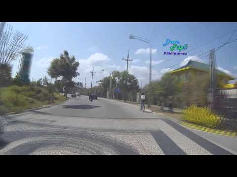 Drive Trip!! Philippines - Biñan Laguna (Mamplasan - Jubilation - City Hall)