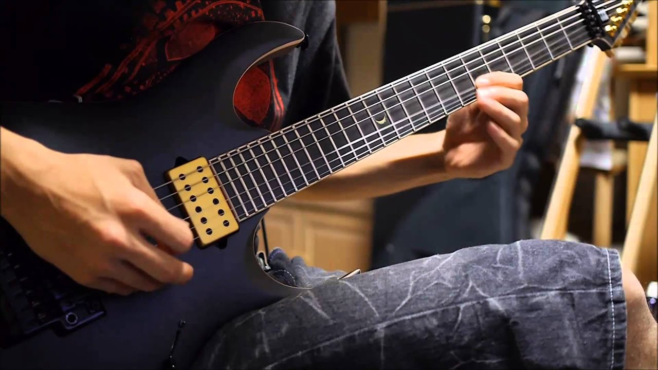 Periphery The Summer Jam Guitar Cover With Ibanez Jbm100