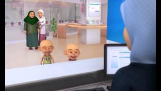Promo Hong Leong Islamic Bank bersama Upin & Ipin thumbnail