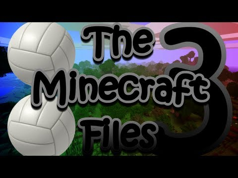 The Minecraft Files - #149: Beach Volleyball Court (HD)