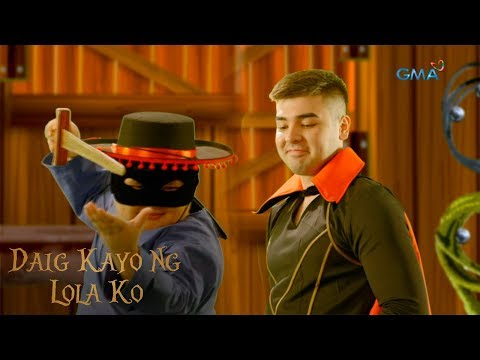 Daig Kayo Ng Lola Ko: Zoilo and Zorro save the day!