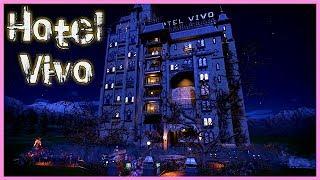Hotel Vivo: Horror Heights! Ride Spotlight 87 #PlanetCoaster