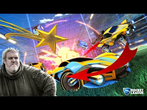 HOLD THE TOR✪Rocket League German Game Play