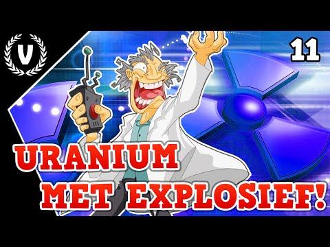 """""""Uranium met EXPLOSIEF!"""" - Minuutcraft - DAG 11"""
