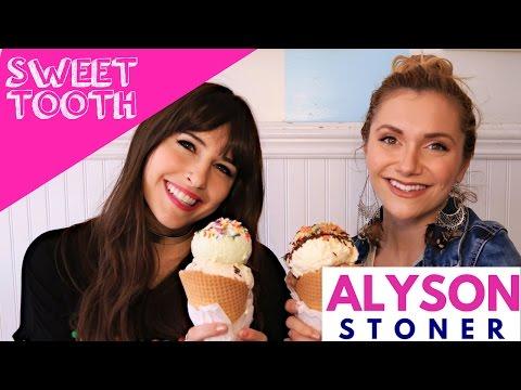 Alyson Stoner Gushes Over Chloe Lukasiak + Missy Elliott Memories! (SWEET TOOTH) | Hollywire