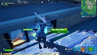 Fortnite salvaje Agente [Sabrosito