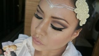 Repeat youtube video Tutorial De Maquillaje: Maquillaje Para Novia - JuanCarlos960