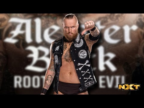 Aleister Black 1st WWE NXT Theme Song For 30 minutes - Root of All Evil feat. Incendiary