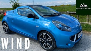 Should You Buy a Renault WIND?  (Test Drive & Review)