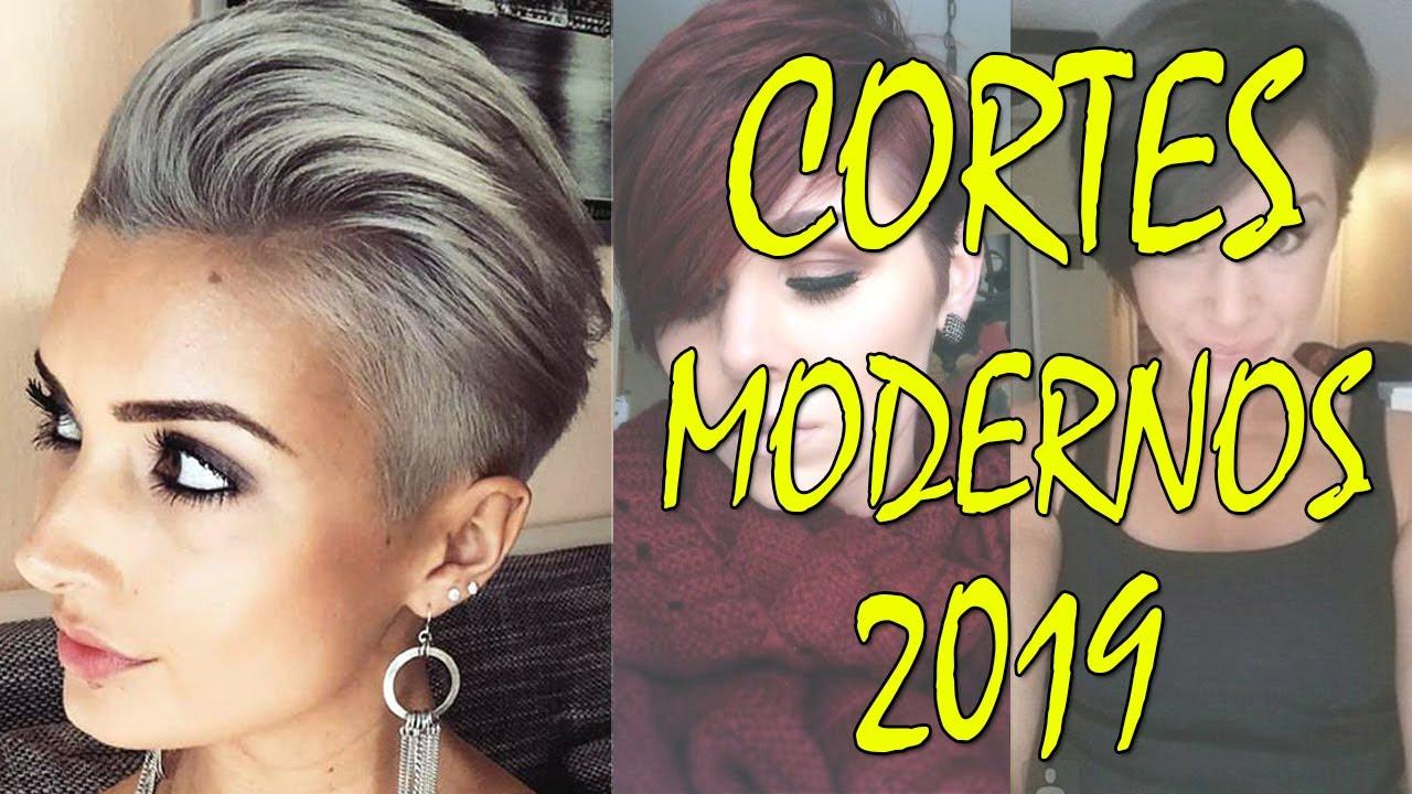 Cortes de cabello corto mujer 2019