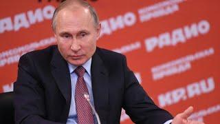 Если бы Путин говорил правду о выборах и Навальном.