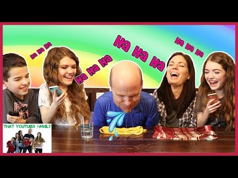 TRY NOT TO LAUGH KIDS JOKES! / That YouTub3 Family