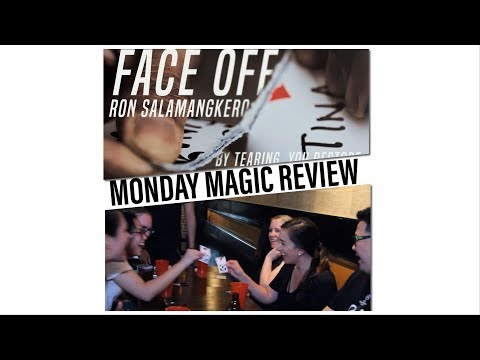FACE OFF BY RON SALAMANGKERO PERFORMANCE/REVIEW