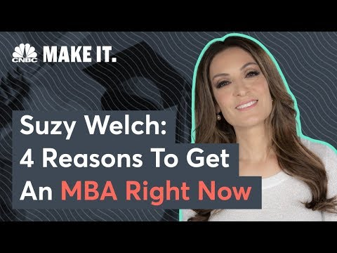 Why To Get An MBA Degree Right Now