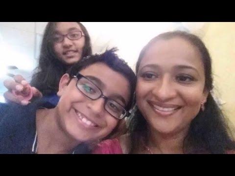 """Old Malayalam actress """"maathu jacob"""" with family thumbnail"""