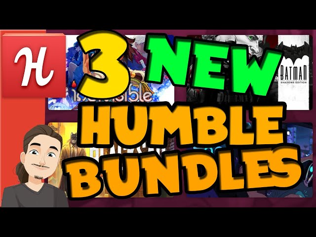 New Humble Bundles! || Plug  In Play Digital + Tales of Love & Adventure + Stardock Wayfarers Bundle