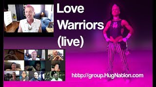 Love Warrior Support Group live